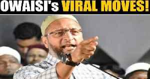 Watch Owaisi's entertainment packed avatar | Oneindia News [Video]