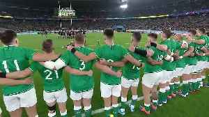New Zealand Haka vs Fields of Athenry singing [Video]