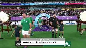 Highlights : Quarter-Finals - New Zealand v Ireland [Video]