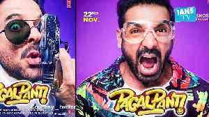 Pagalpanti | Anil Kapoor, John Abraham and other characters revealed| Motion poster OUT [Video]