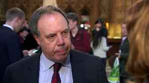 Nigel Dodds explains why DUP voted for the Letwin amendment [Video]