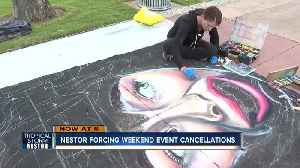 Tropical Storm Nestor cancels some Pinellas County weekend events [Video]