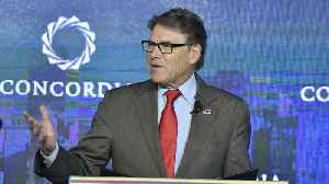 Perry Says He Will Not Comply With Congressional Subpoena [Video]