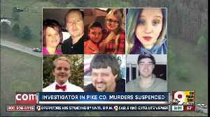 Investigator in Pike County murders suspended [Video]