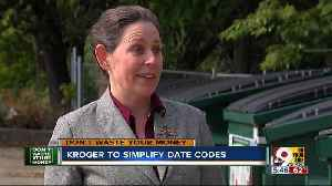 Don't Waste Your Money: Kroger to simplify date codes [Video]