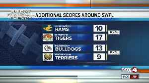 Highschool football highlights and scores Southwest Florida -2 [Video]