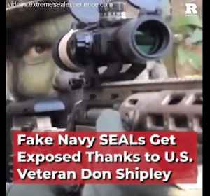 Fake Navy SEALs Get Exposed Thanks to U.S. Veteran Don Shipley [Video]