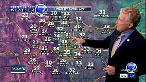 Friday evening weather update [Video]