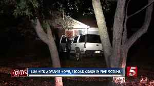 85-year-old woman's home hit by two vehicles over the span of five months [Video]