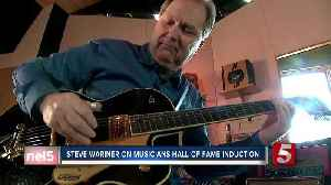 Steve Wariner talks Musicians Hall of Fame induction and signature Gretsch guitar [Video]