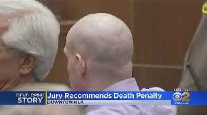 Jury Recommends Death Penalty For 'Hollywood Ripper' Michael Gargiulo [Video]