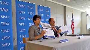 IBM and San Jose State Partner to Advance Tech Education [Video]