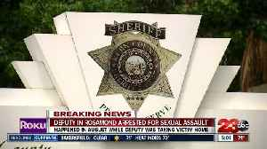 News video: Kern County Sheriff's Deputy Arrested for Sexual Assault