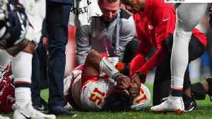 News video: Medical experts explain what's next for Mahomes' injury