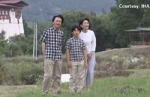 Fate of Japan's imperial dynasty rests on shoulders of 13-year-old [Video]