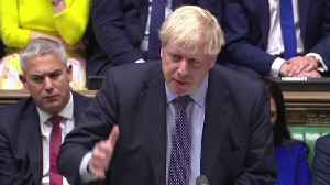 Boris Johnson urges MPs to 'come together' and back his Brexit deal