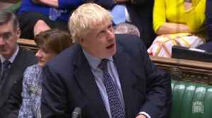 Boris Johnson Reaction to Letwin's Amendment That Would Require The PM To Ask For Extention [Video]