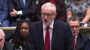 Jeremy Corbyn: We will not back this sell-out deal [Video]