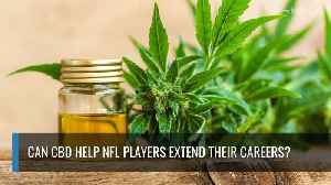 Can CBD Help NFL Players Extend Their Careers? [Video]