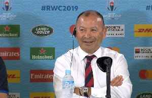 News video: 'Not a lot of sympathy' for native Australia, says England coach Eddie Jones
