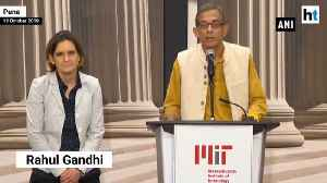 News video: Nobel laureate Abhijit is 'Left-leaning', India rejected his theories: Piyush Goyal