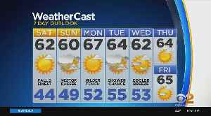 New York Weather: 10/19 CBS2 Morning Weather Headlines [Video]