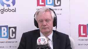 "David Davis: ""Letwin Amendment Is A Carefully Disguised Wrecking Amendment"" [Video]"