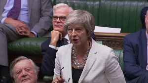 Theresa May urges MPs to back new Brexit deal [Video]