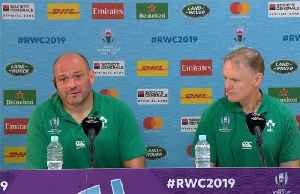 NZ coach Hansen praises Ireland's retiring Best and Schmidt after World Cup win [Video]