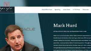 News video: Oracle CEO Mark Hurd Has Died