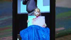 Young Woman with Special Needs is Auctioning Off Her Art to Fund Indoor Amusement Park [Video]