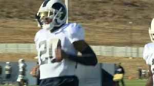 Rams Cornerback Coach Aubrey Pleasant Talks Newest Player Jalen Ramsey [Video]