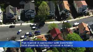 Suspect In Dorchester Shooting Arrested In Georgia [Video]