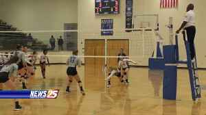High School Volleyball: Ocean Springs vs. Gulfport [Video]