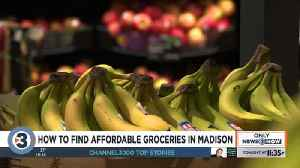 How to find affordable groceries in Madison area [Video]