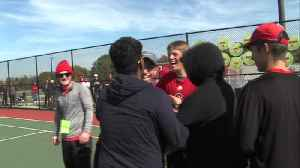THS Tennis at State [Video]
