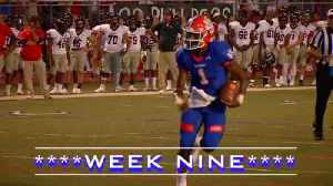 WCBI ENDZONE - WEEK NINE [Video]