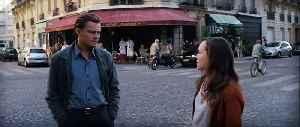 Inception movie (2010)  Leonardo DiCaprio, Joseph Gordon-Levitt, Ellen Page [Video]