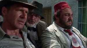 Indiana Jones and the Last Crusade movie (1989)  Harrison Ford, Sean Connery, Denholm Elliott [Video]