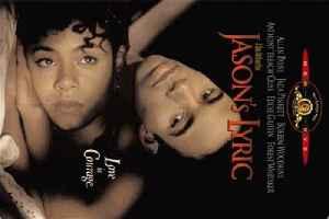 Jason's Lyric Movie (1994) Allen Payne, Jada Pinkett Smith, Bokeem Woodbine [Video]