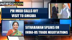NEWS @NOON, OCTOBER 20th   Oneindia News [Video]