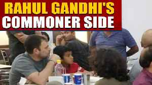 Rahul Gandhi visits Bengali Market in National capital for lunch, video goes viral | India News [Video]