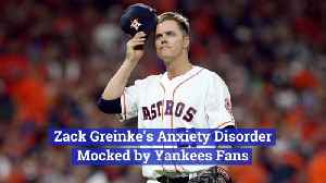 These Yankees Fans Were Giving Zack Greinke A Hard Time [Video]