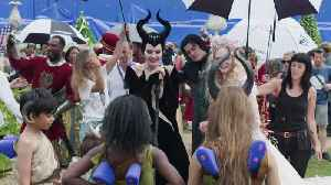 Behind the scenes of Maleficent Mistress of Evil - B-Roll Footage [Video]