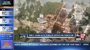 Team Coverage: Tornadoes rock Tampa Bay Area overnight [Video]