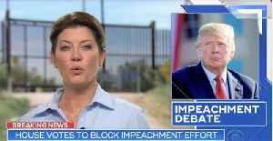 House votes against impeaching Trump [Video]