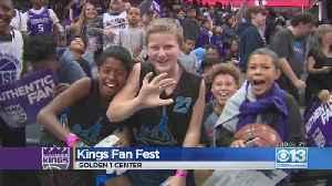 Kings Fan Fest 2019 [Video]