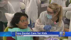 Mobile Dental Clinic For Kids Means Young People Don't Have To Be Down In The Mouth [Video]