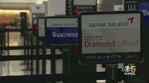 Asiana Airlines Forced To Shut Down Its Route From SFO To Korea For 45 Days [Video]