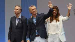 Argentina's Macri rallies 'angry' voters [Video]